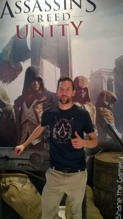 Ubisoft Montreal's Jeffery Spacer, Production Manager on Assassin's Creed Unity.