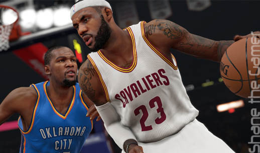 how to play 2 player on nba 2k15 xbox one