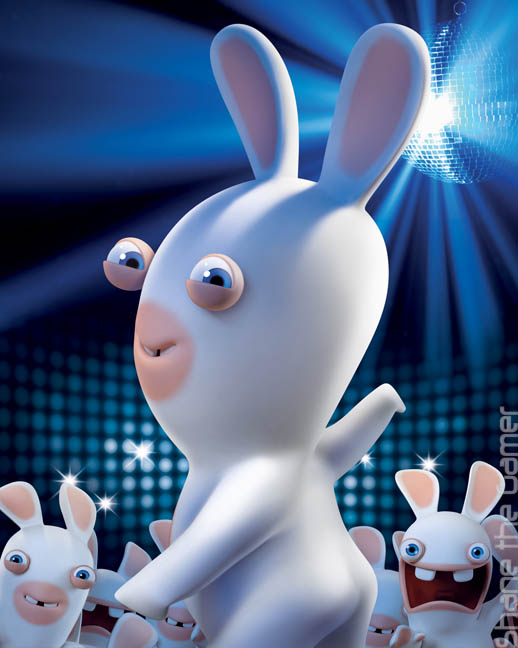 Rabbids Invasion TV Show