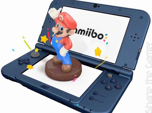 3DS aMiibo