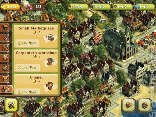 ANNO: Build an Empire App