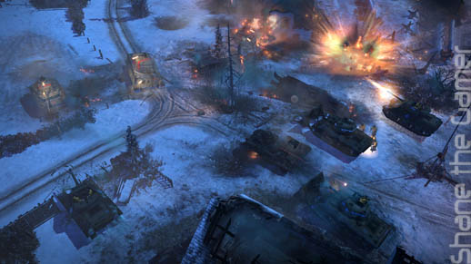 Company of Heroes 2: Adriennes Assault