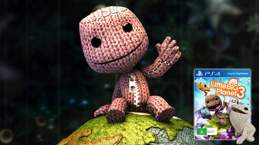 LittleBigPlanet 3 Prize Bundle