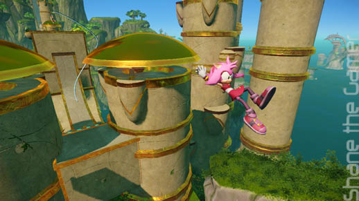 Sonic Boom Rise of Lyric (Wii U)