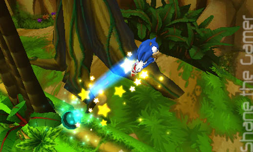 Sonic Boom Shattered Crystal (3DS)