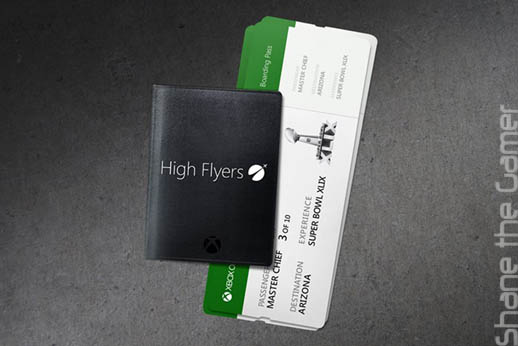 Xbox High Flyers Competition