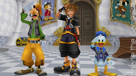 Kingdom Hearts 2.5 Remix HD