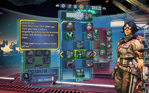 Borderlands Pre-Sequal Holodom Onslaught