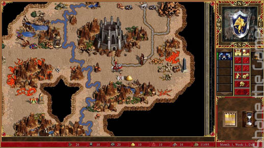 Heroes of Might and Magic HD