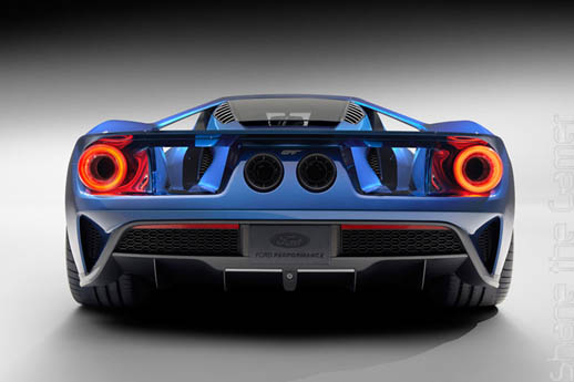 Ford GT Debut in Forza 6