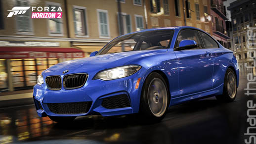 BMW M235i WM Top Gear Car Pack Forza Horizon 2