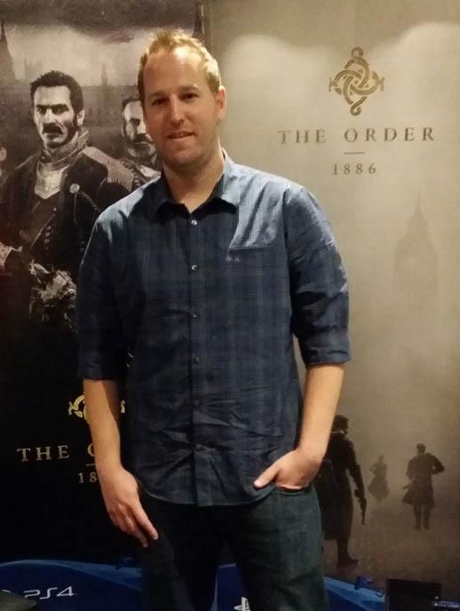 Garrett Foster: Technology Director - The Order 1886
