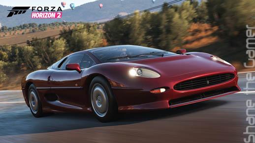 Jaguar XJ220 WM Top Gear Car Pack Forza Horizon 2
