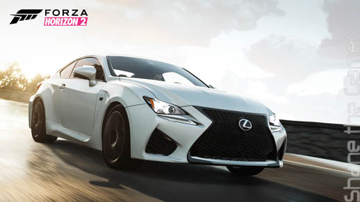 Lexus RCF WM Top Gear Car Pack Forza Horizon 2