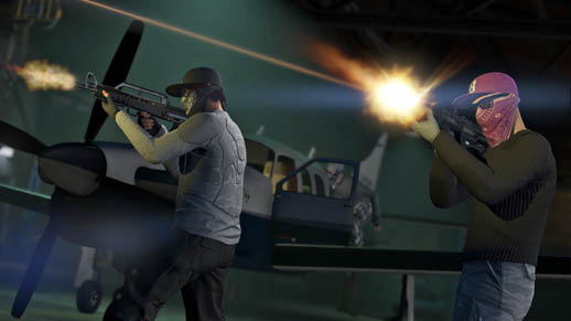 GTA V Heists PC