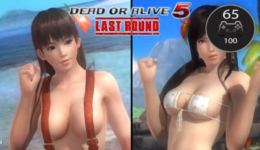 Dead or Alive 5: Final Round - Review
