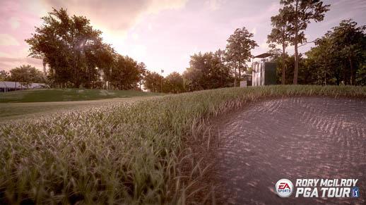 EA SPorts Rory McIlroy PGA Golf
