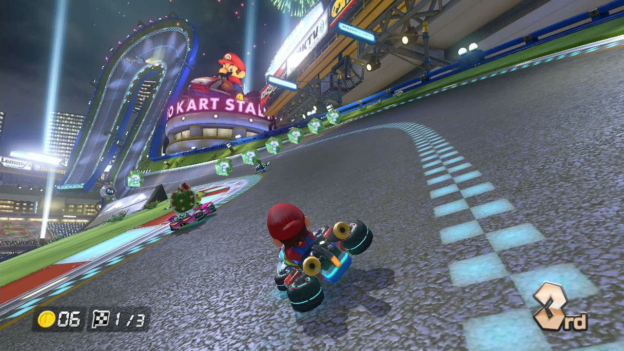 Kart gameplay mario 8 Mario Kart™