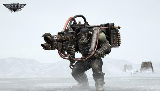Warhammer 40, 000: Regicide