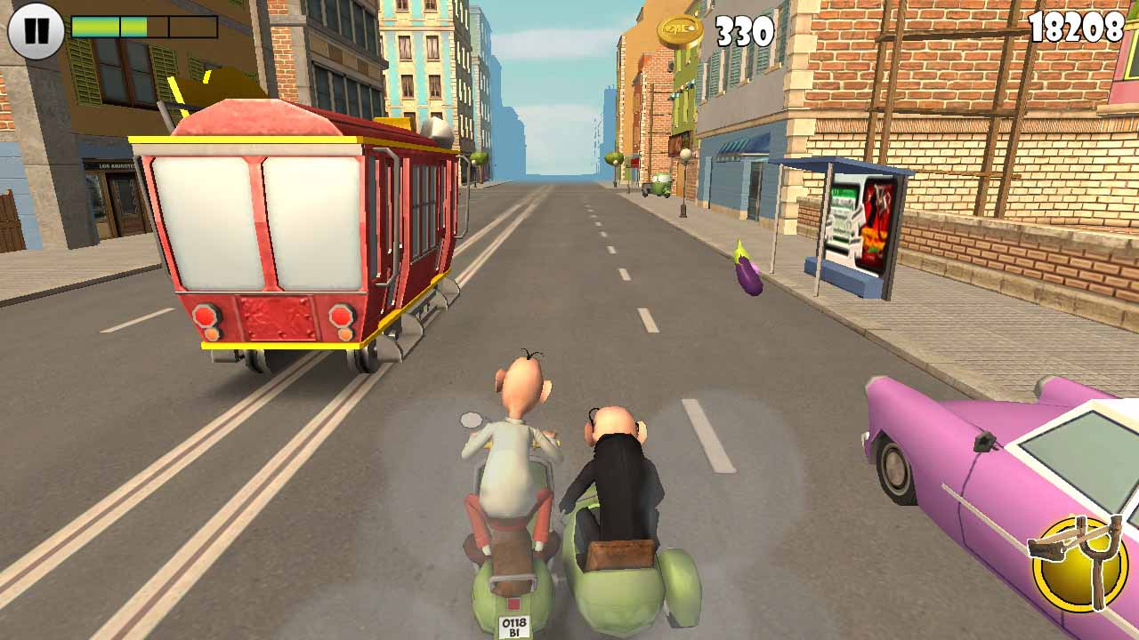 Mortadelo & Filemon Frenzy Drive