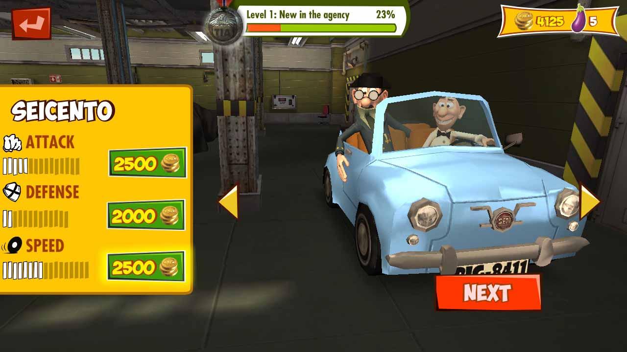 Mortadelo & Filemon Frenzy Drive