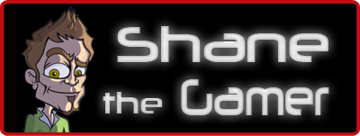 Shane the Gamer logo
