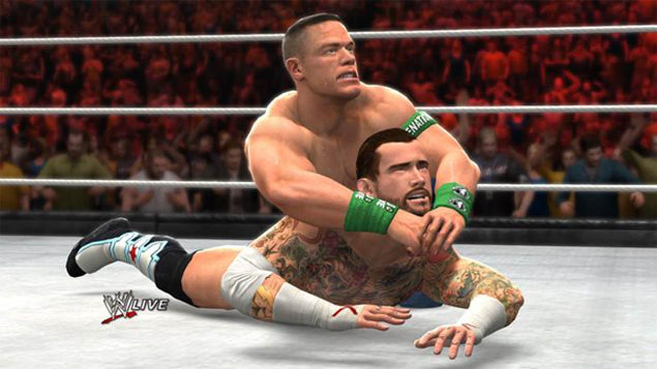 WWE 2K Mobile