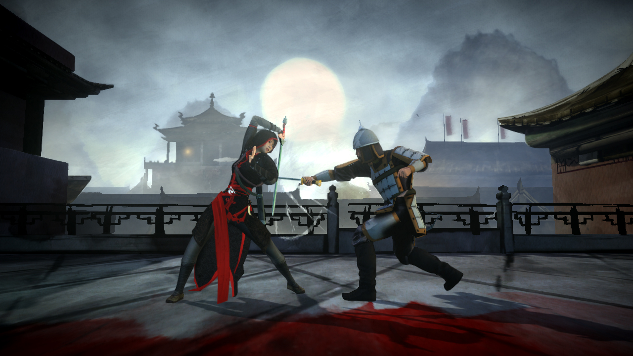 Assassins Creed Chronicles - China