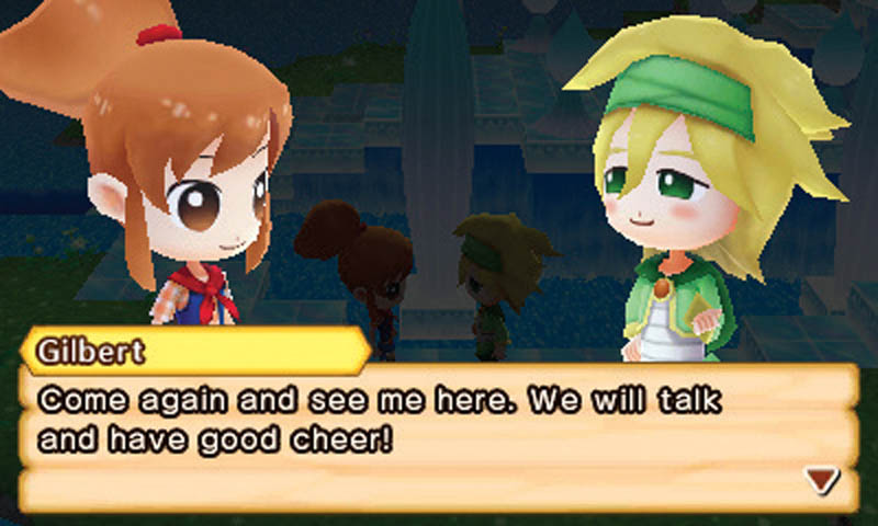 Harvest Moon Lost Valley 3DS