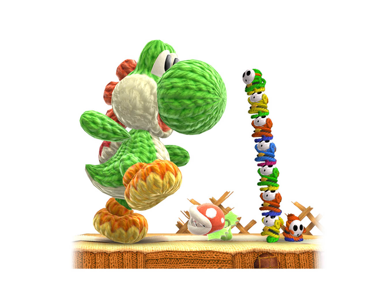 Yoshis Woolly World for Wii U  Nintendo Game Details