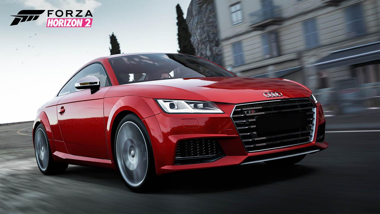 2015 Audi TTS Coupé