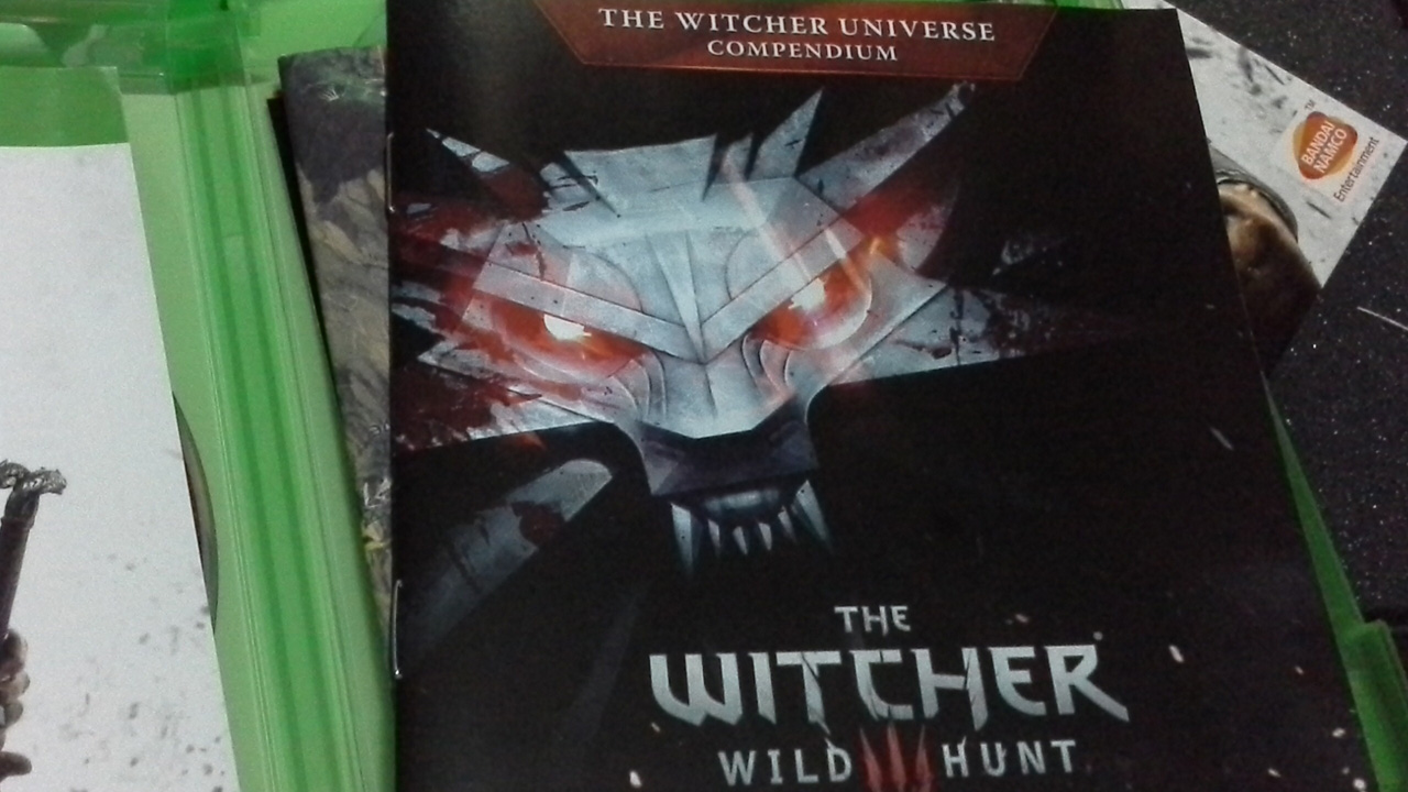 The Witcher 3: Wild Hunt Collectors Edition Xbox One
