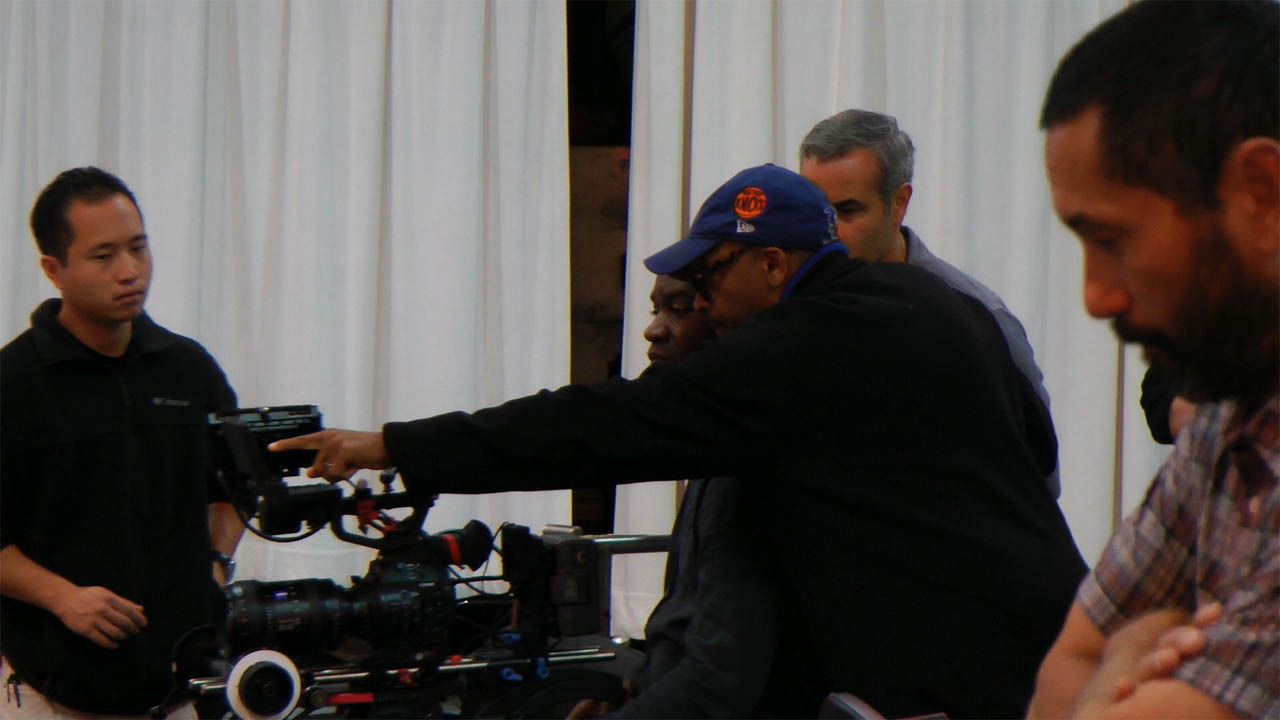 Making of NBA 2K16 with Spike Lee