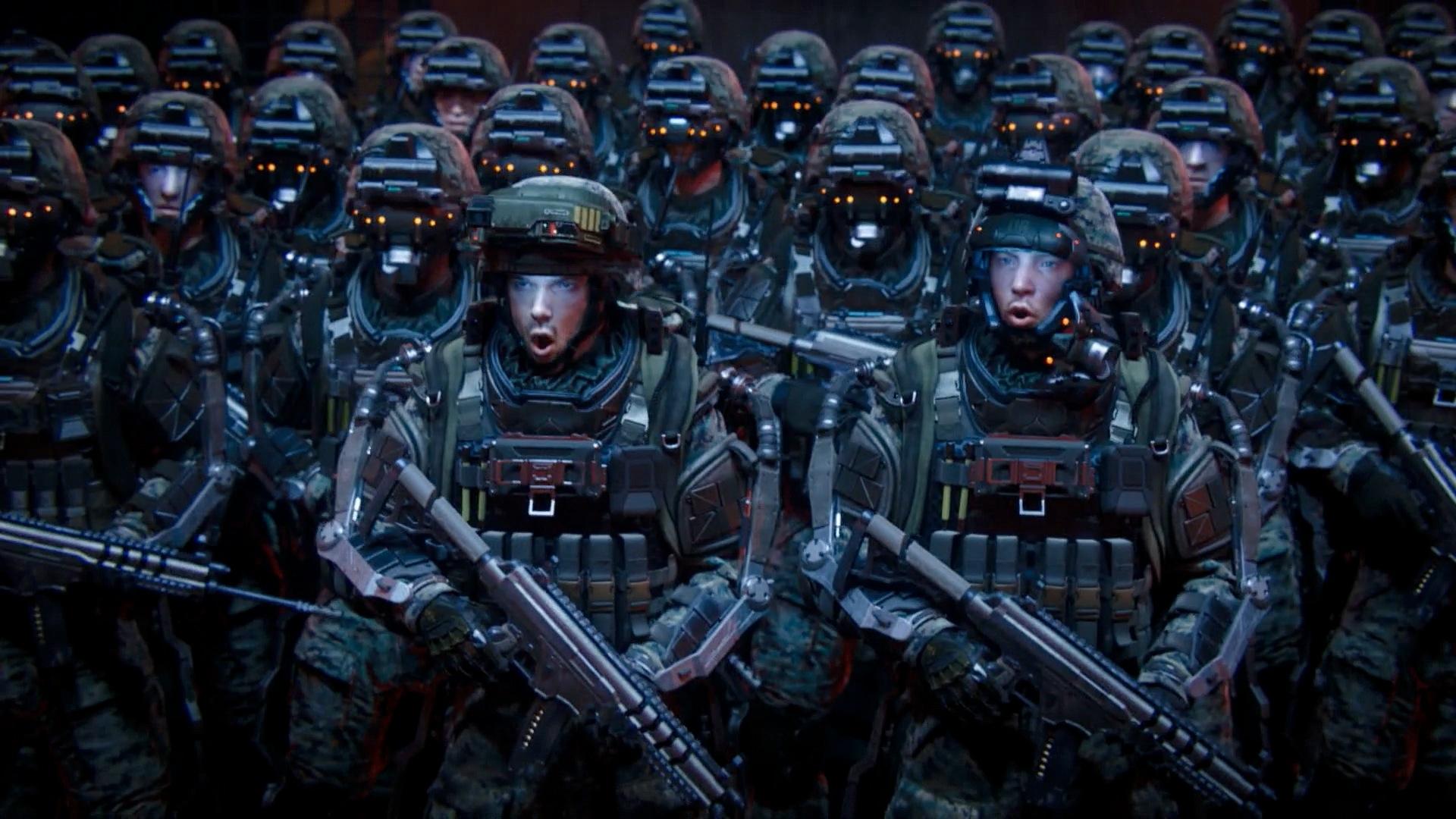 Call Of Duty Advanced Warfare Exo Zombies Carrier Trailer Stg