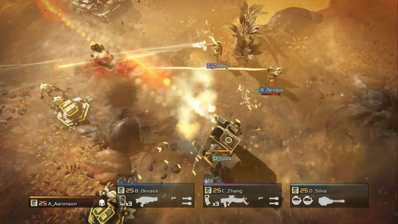 Helldivers Turn Up the Heat