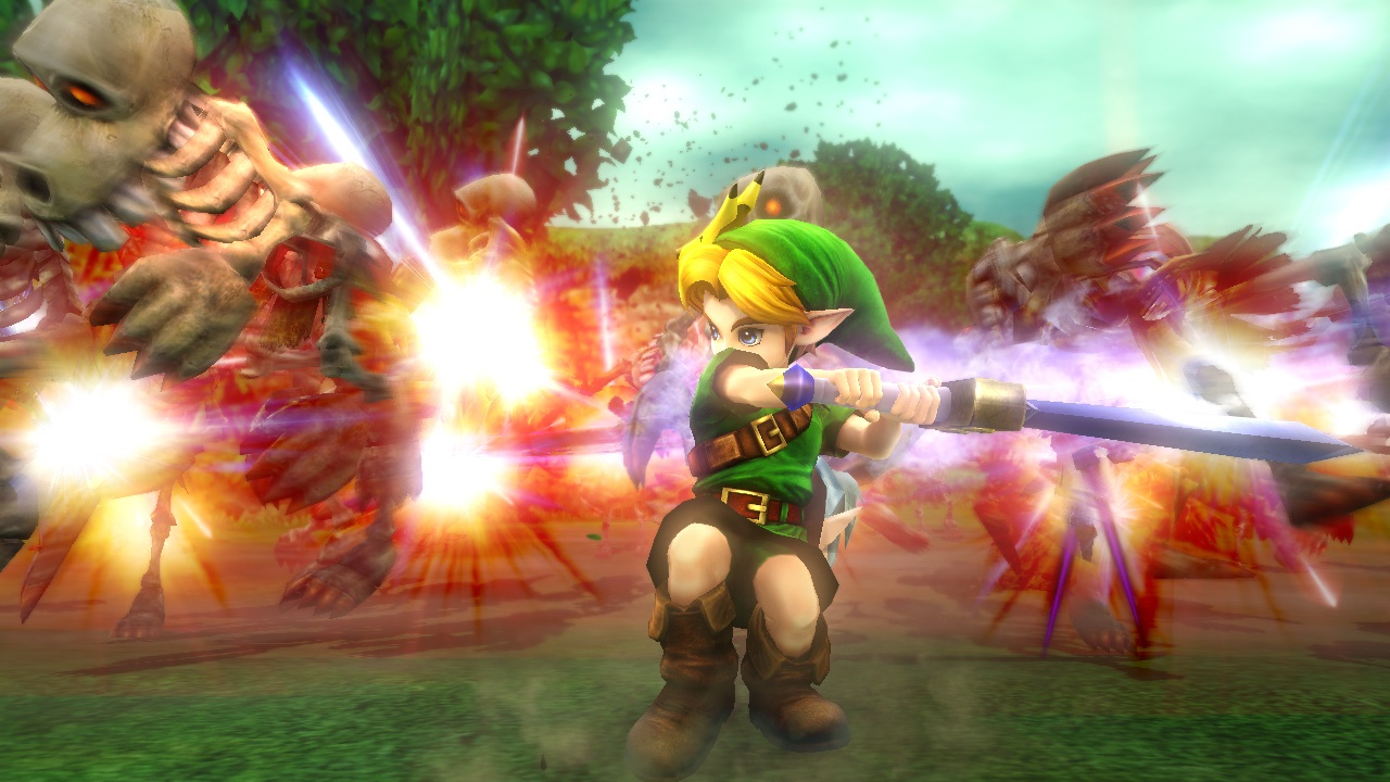 Hyrule Warriors - Legends