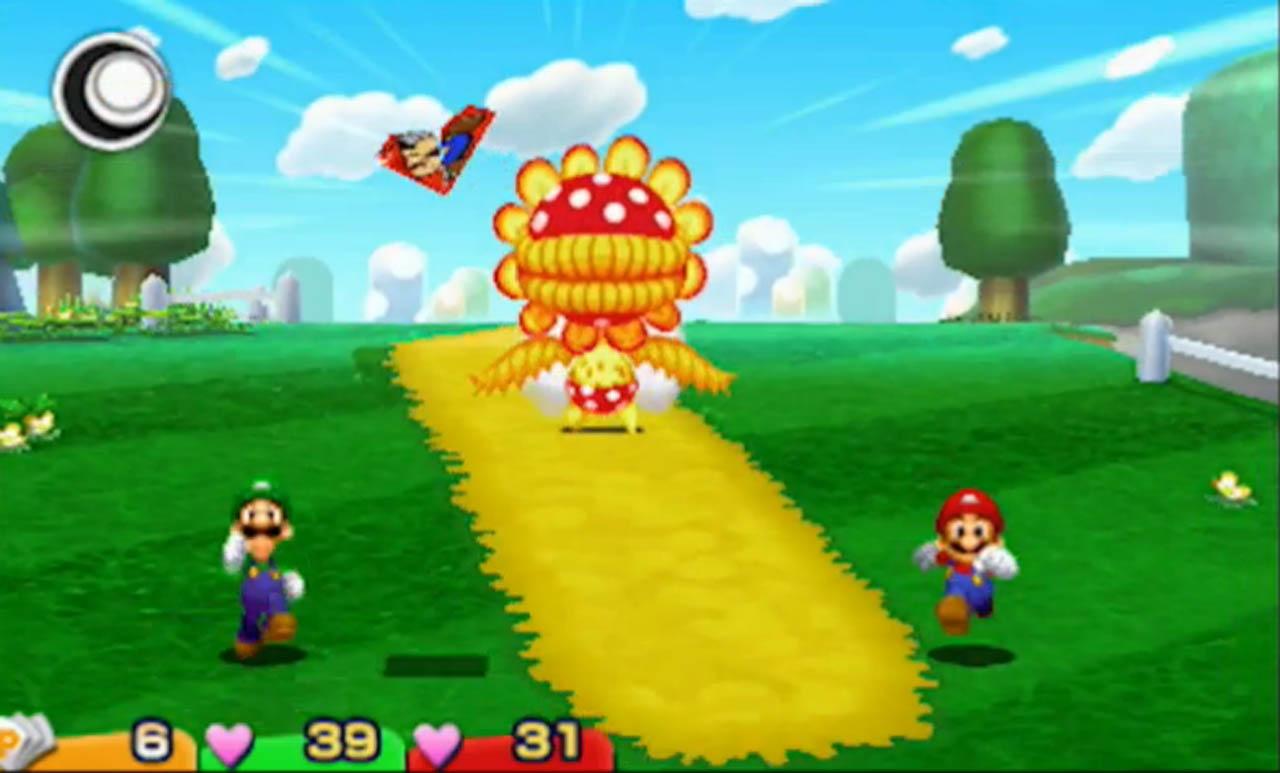 Mario & Luigi - Paper Jam Bros