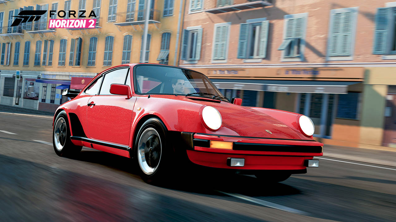Porsche Expansion for Forza Horizons 2