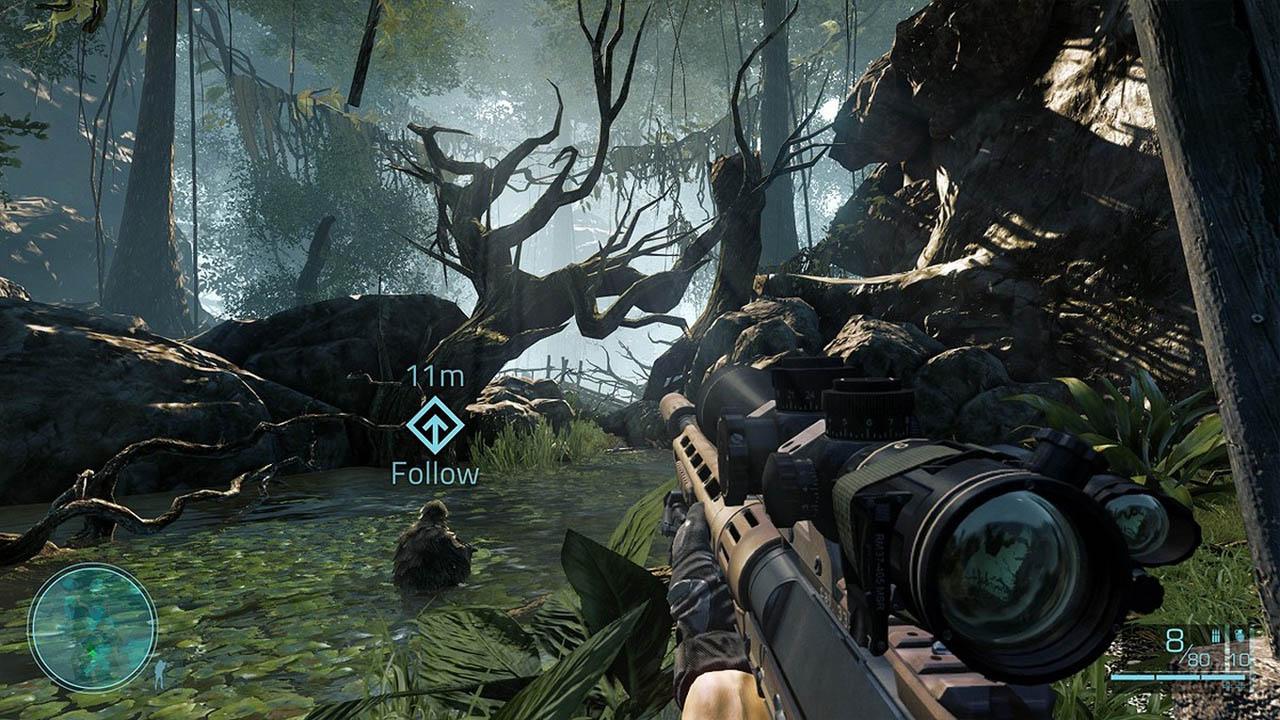 Sniper - Ghost Warriors