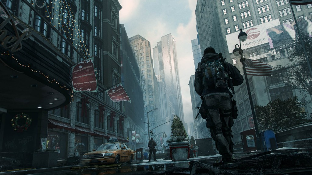 the division ps4 gameplay 1080p tv