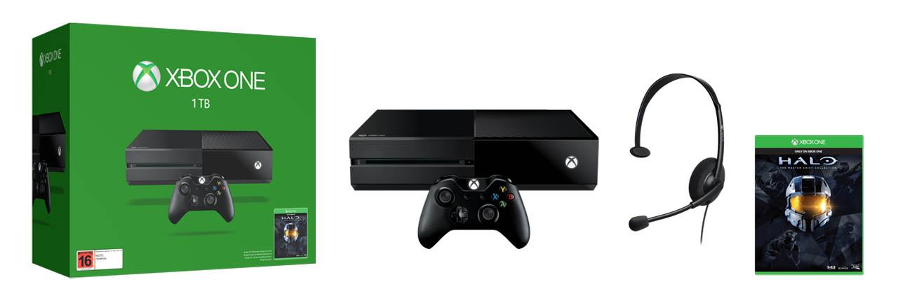 Xbox One - 1TB Bundle