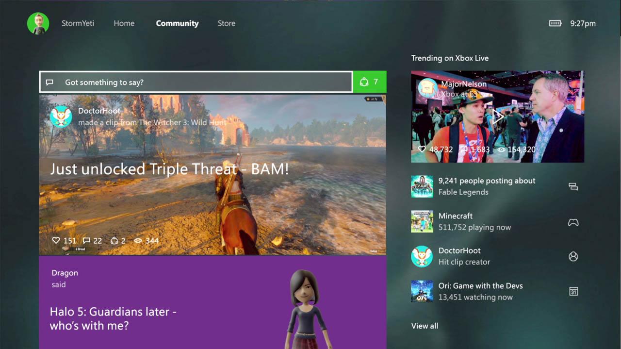 Xbox-One-new-UI-E3-2015