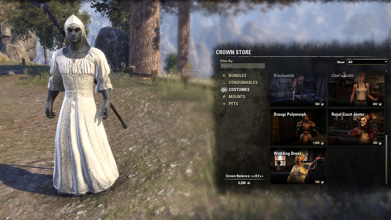 ESO Tamriel Unlimited