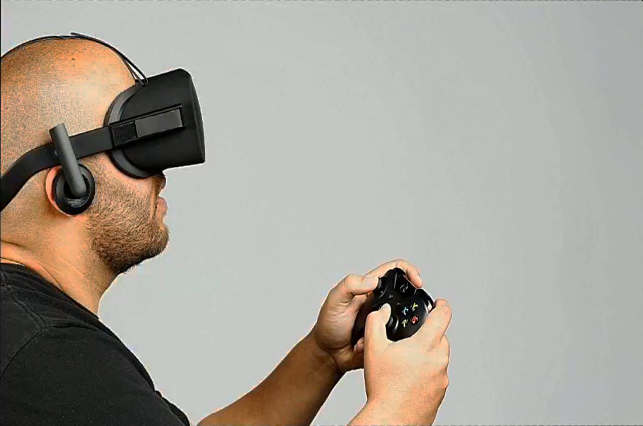 Oculus Rift Partners with Xbox One