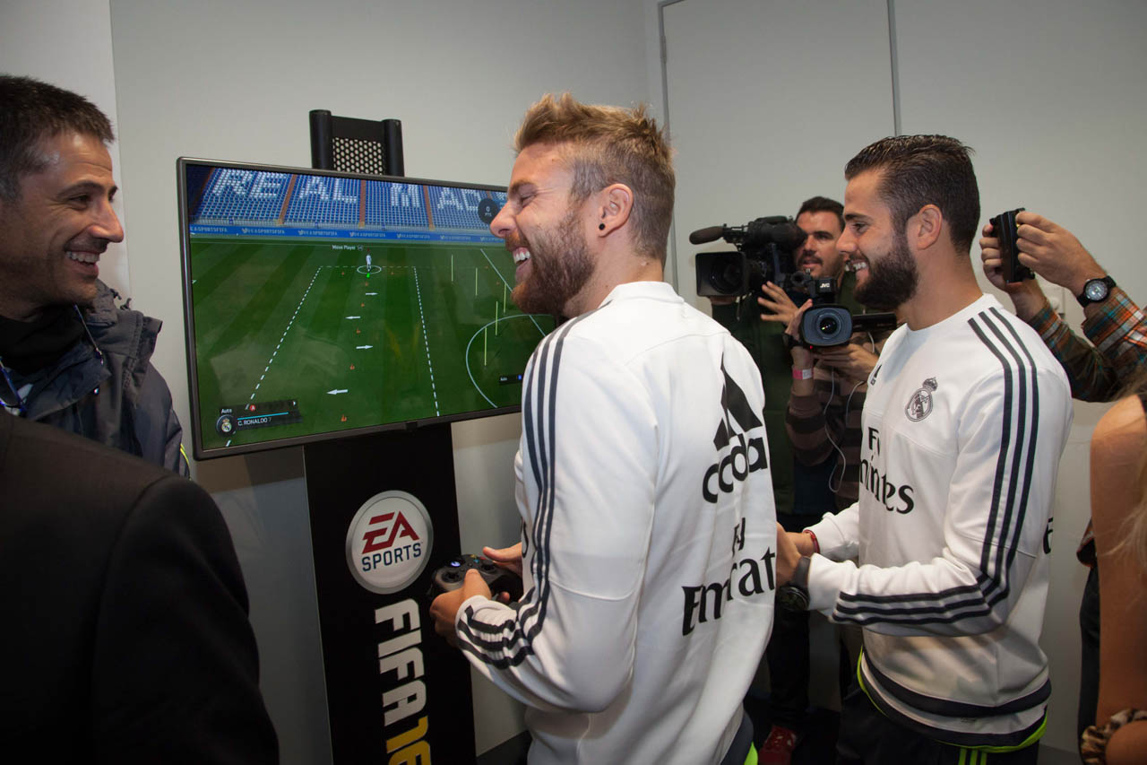 Real Madrid - FIFA 16