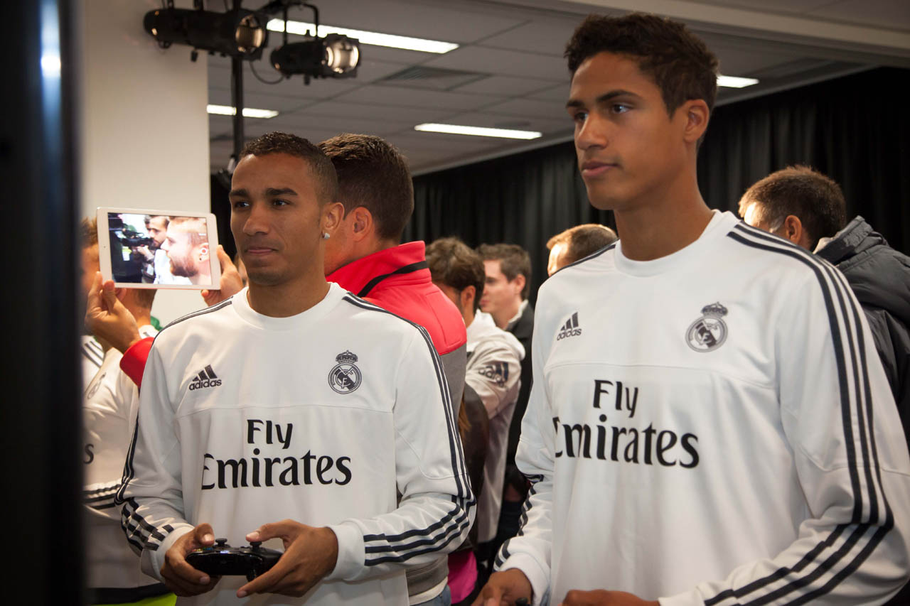 Real Madrid for FIFA 16