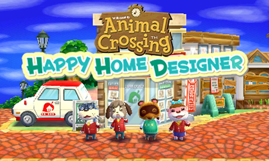 Animal Crossing Happy Home_ Designer