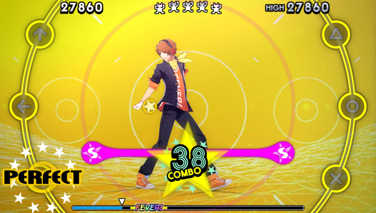 Persona 4 Dance All Night