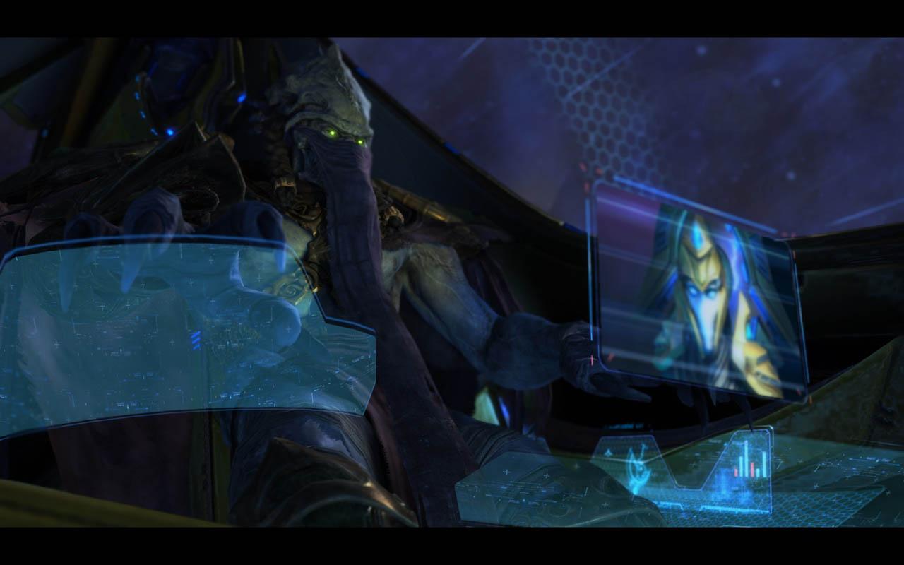 Starcraft II Legend of the Void