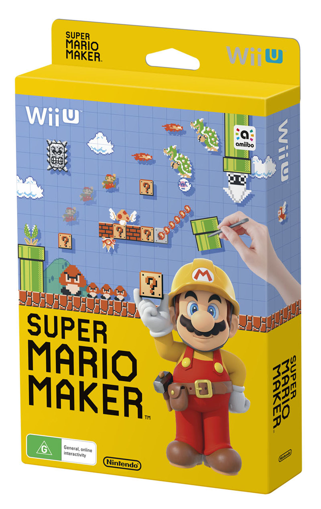 Super Mario Maker Standard_ Edition Pack